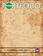Page Portfolio 012: Textured Backgrounds