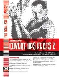 Covert Ops Feats 2 (D20 Modern)