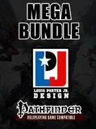 LPJ Design Pathfinder Megabundle [BUNDLE]