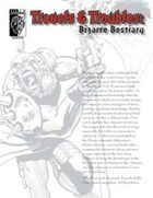 Travels & Troubles: Bizarre Bestiary