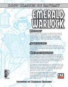 Lost Classes: Emerald Warlock (D20 OGL)