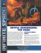 Infinite Space: Artful Scavengers: the Ysoki (SFRPG)