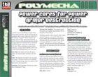 Power Cores for Power Armor Destruction (D20 Future)