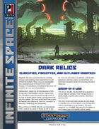 Infinite Space: Dark Relics (SFRPG)