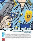 Prototype: Blue Equalizer