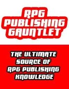 RPG Publishing Gauntlet #1