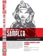 Full Metal Zero Sampler (D20 Modern)