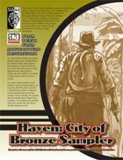 Haven: City of Bronze Sampler (D20 Modern)
