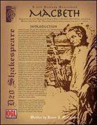 D20 Shakespeare: Macbeth