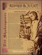 D20 Shakespeare: Romeo & Juliet