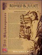 D20 Shakespeare: Romeo & Juliet