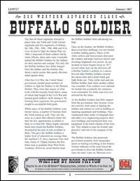 Prototype: Buffalo Soldier