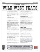 Wild West Feats