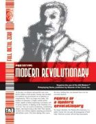 Prototype: Modern Revolutionary