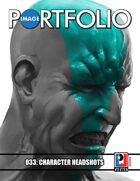 Image Portfolio 033 Character Headshots