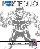 Image Portfolio 012 Superhero
