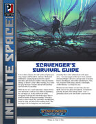 Infinite Space: Scavenger's Survival Guide (SFRPG)