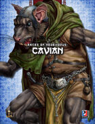 Races of NeoExodus: Cavian (5E)