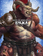 Races of NeoExodus: Enuka (5E)