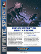 Infinite Space: Survey Report on Wraith Sector (SFRPG)