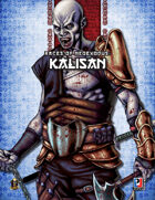 Races of NeoExodus: Kalisan (5E)