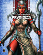 Races of NeoExodus: Prymidian (5E)