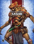 Races of NeoExodus: Sasori (5E)
