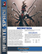 Infinite Space: Necrotech (SFRPG)