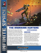 Infinite Space: The Imbrikari Hunters (SFRPG)
