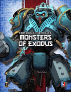 NeoExodus Chronicles: Monsters of Exodus (5E)