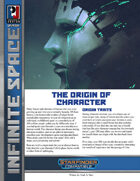 Infinite Space: The Origin of Character (SFRPG)