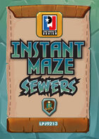 Instant Maze - Sewers