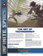 Infinite Space: The Art of Technomancy (SFRPG)
