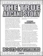 The True Arcane Story: Boots of Elvenkind