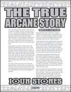 The True Arcane Story: Ioun Stones