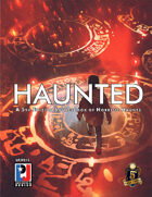 Haunted - A 5th Edition Sourcebook of Horrific Haunts (5E)