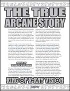 The True Arcane Story: Ring of X-Ray Vision