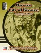 Haven: City of Bronze Campaign Setting