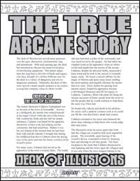 The True Arcane Story: Deck of Illusions