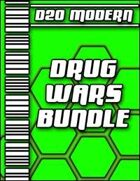 D20 Modern Drug Wars Bundle [BUNDLE]