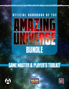 GM & Players Toolkit (Super-Powered by M&M) [BUNDLE]