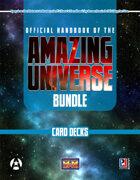 Card Decks (Super-Powered by M&M) [BUNDLE]