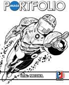Image Portfolio 016 Mecha & Robots