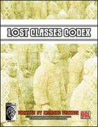 Lost Classes Codex