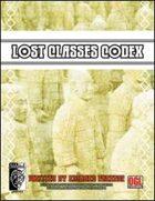 Lost Classes Codex