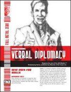 Verbal Diplomacy (D20 Modern)
