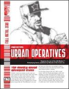 Urban Operatives (D20 Modern)