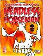 Legend of the Headless Horseman