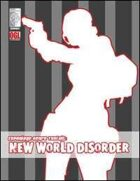 Espionage Genre Toolkit: New World Disorder
