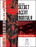 Secret Agent Monthly June 08 (D20 Modern)